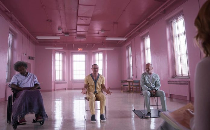 REVIEW: 'Glass' is a tale about evil superheroes. Huh?
