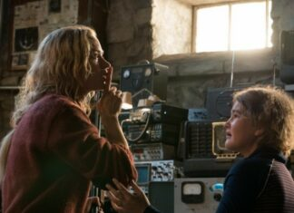 Hit film 'A Quiet Place' leads April's streaming lineup