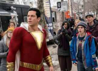 REVIEW: The surprising adoption message in 'Shazam!'