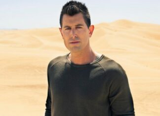 Jeremy Camp has a new album and movie: 'It's not about me, it's about what God has done'